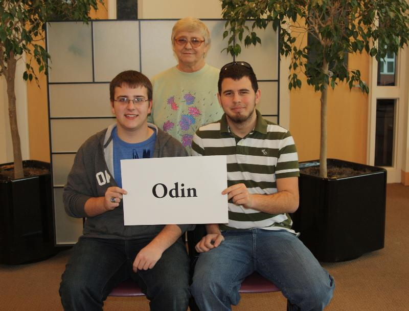 Photo of Odin 2011