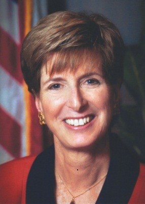 Photo of Christine Todd Whitman