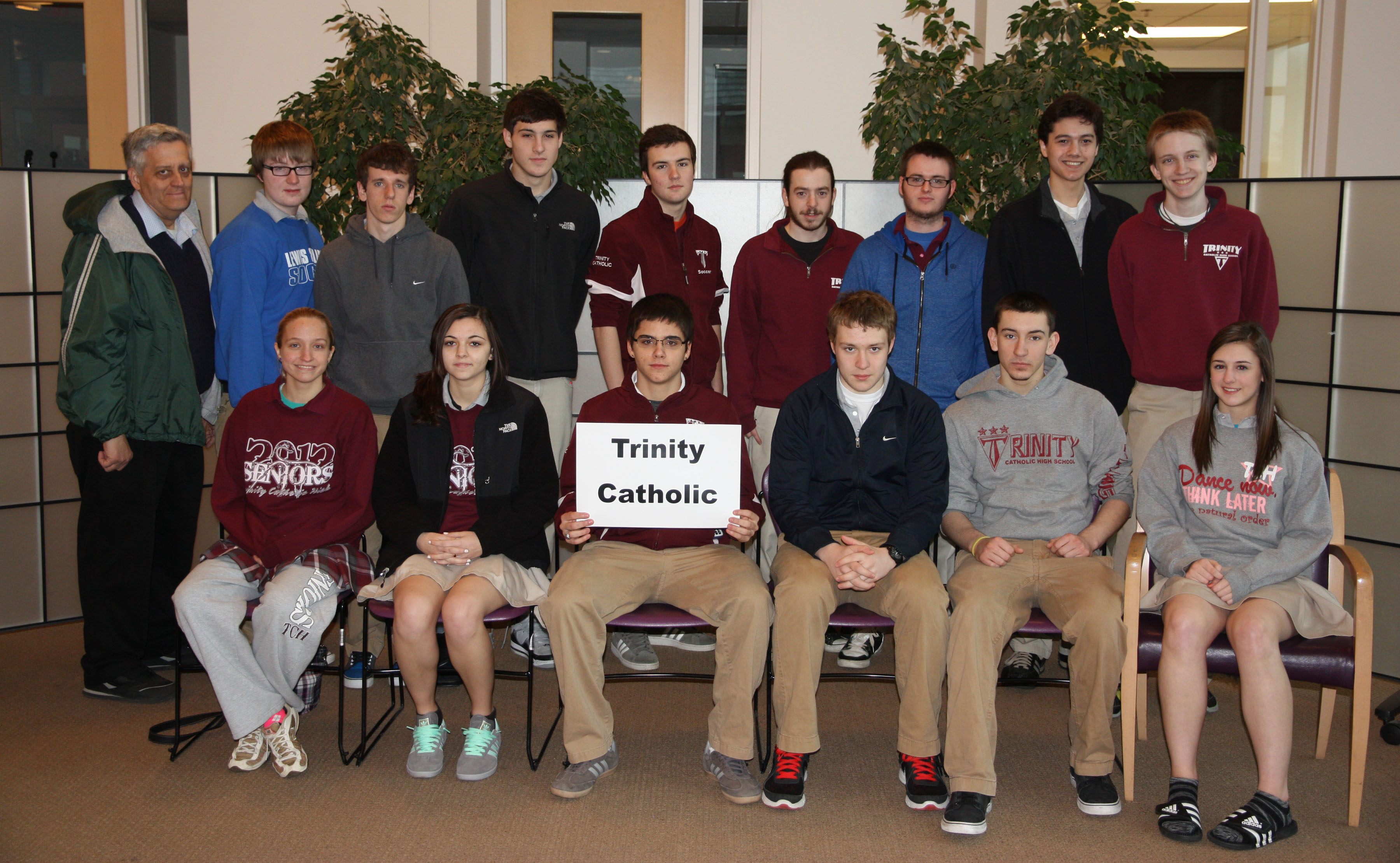 WYSE Trinity Catholic 1 of 2 2012