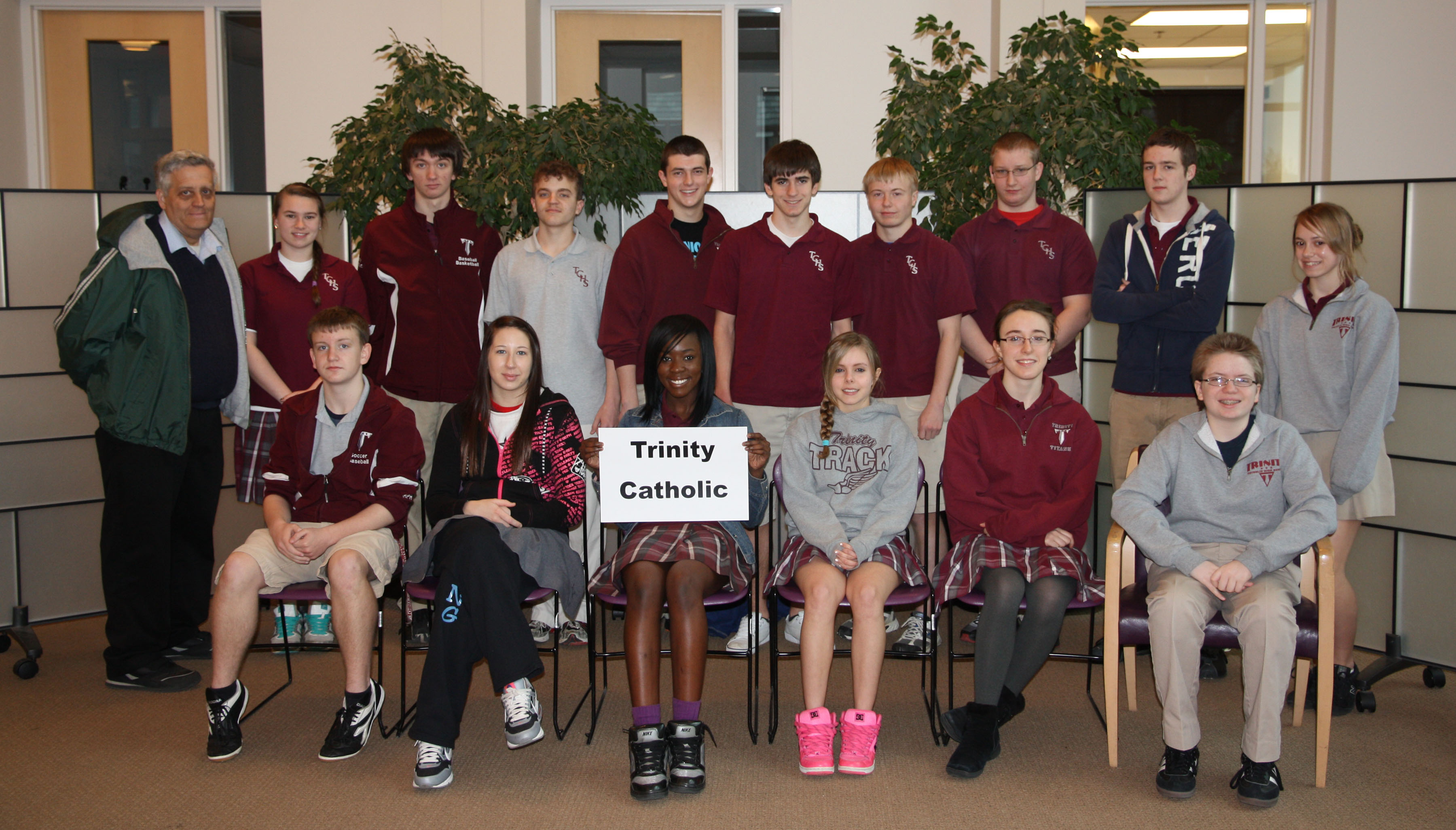 Photo of Trinity Catholic High School 2012