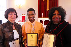 MLK Humanitarian Award Winners