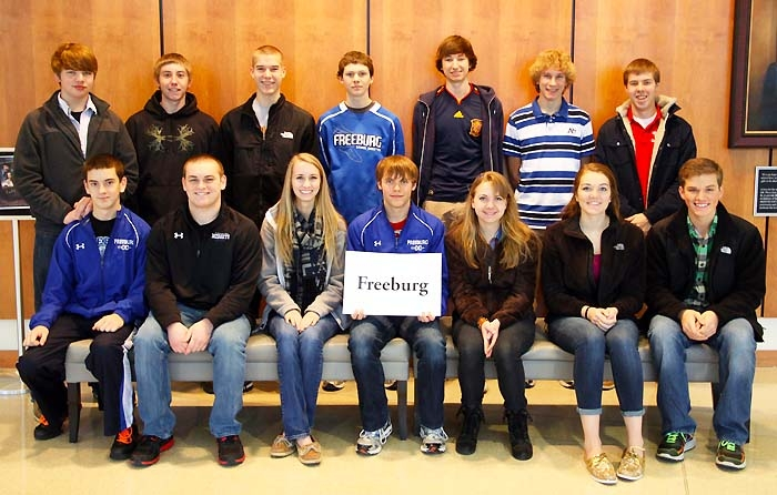 Photo of Freeburg High School 2013