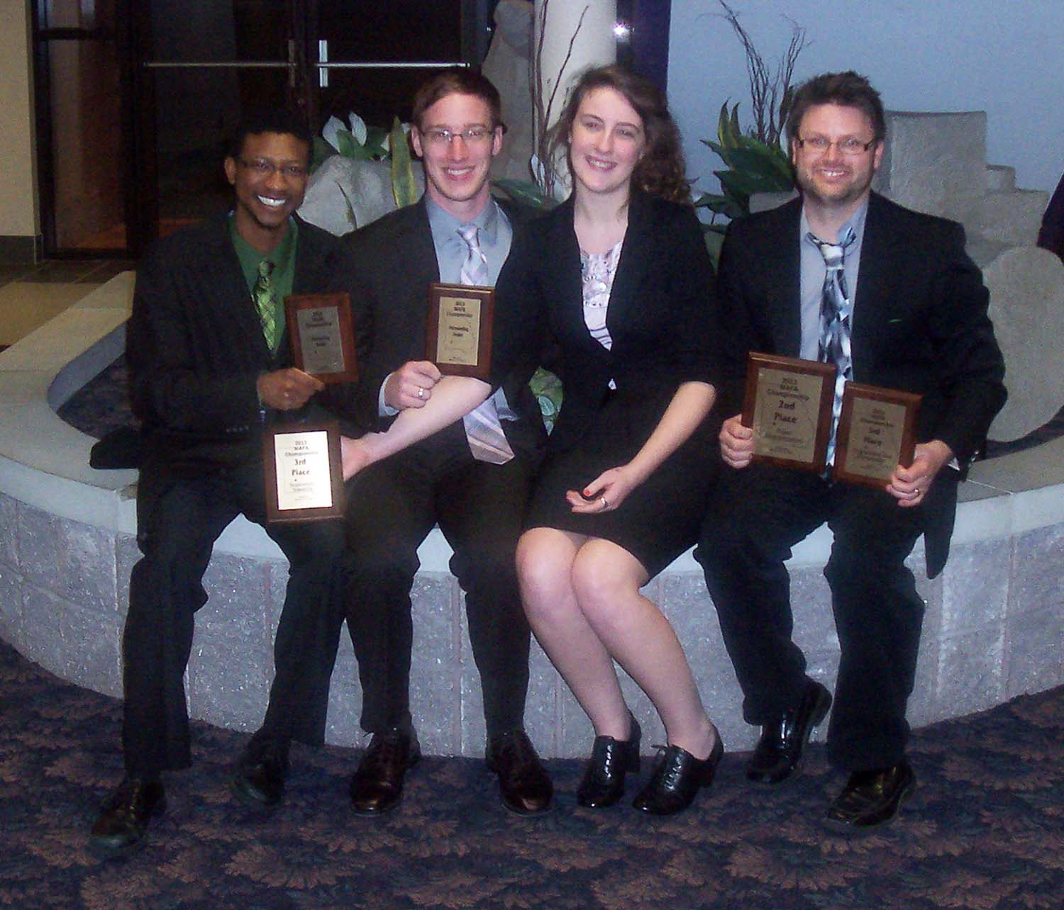 Debate and Individual Event winners