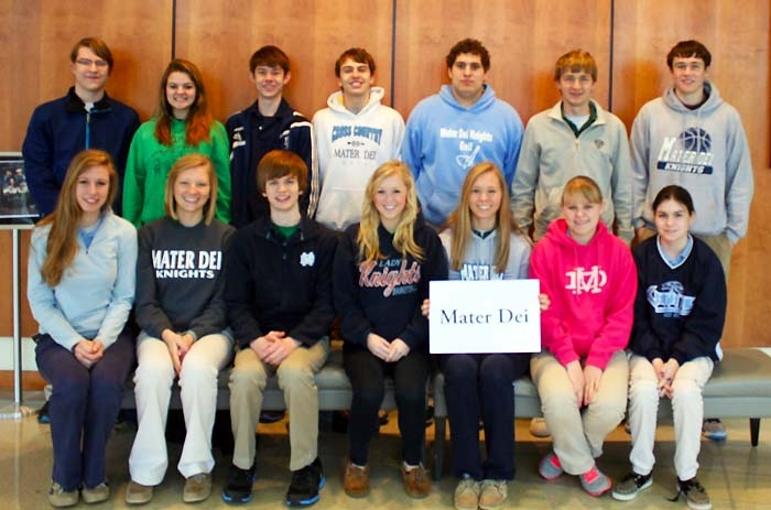 Photo of Mater Dei 2013