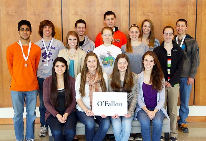 Photo of O'Fallon High School 2013