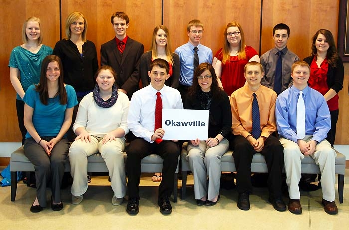 Photo of Okawville High School 2013