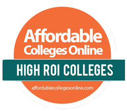 High ROI Colleges Badge