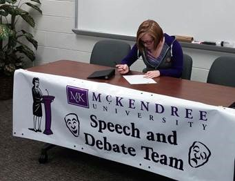 McK Speech Team