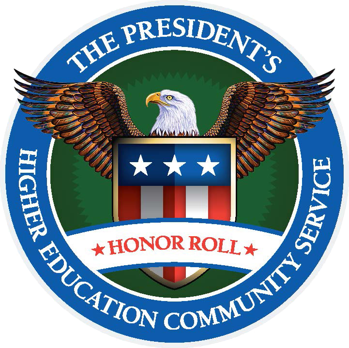 President's Community Service Honor Roll Seal