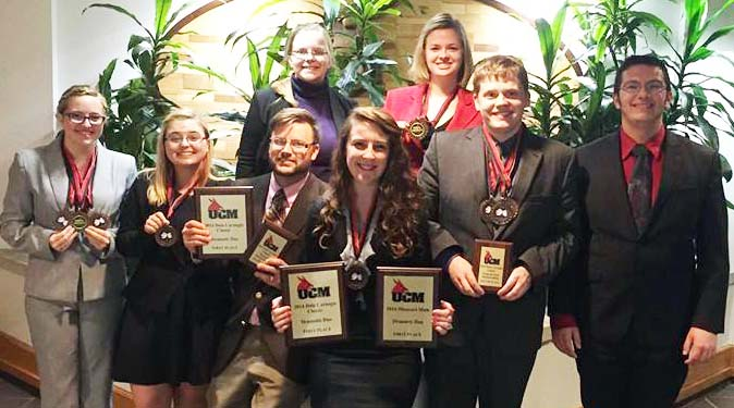 Speech & Debate Team