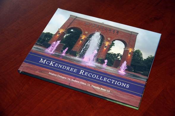 McKendree Reflections History Book