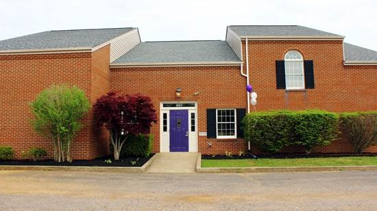 Photo of the exterior of the annex building at the Radcliff, Kentucky campus.
