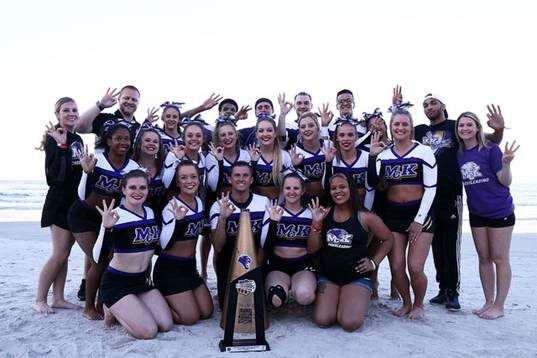 McKendree University Cheerleaders, Purple Team