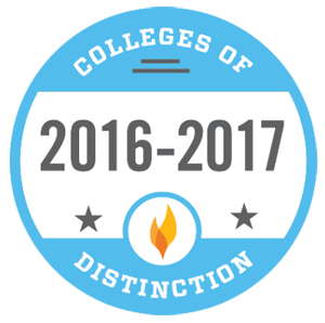 Colleges of Distinction 2016-2017