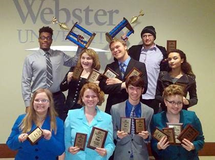 Photo of Speech and Debate Team