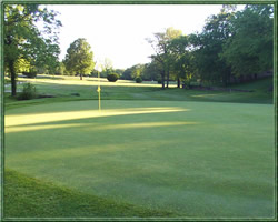 Photo of the Locust Hills Golf Course