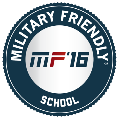 Military Friendly Badge 2016