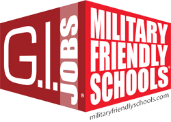 Millitary Friendly Schools badge