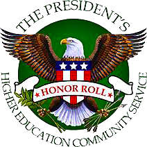 national community service honor roll 2012 badge