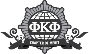pkp chapter of merit award 2011