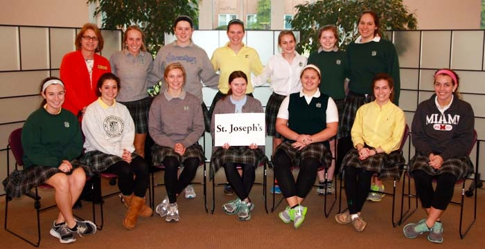 Photo of St. Joseph's 2013