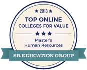 Top Online Colleges for Value - Master's Human Resources
