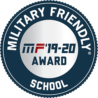 Military Friendly Badge 2019-2020