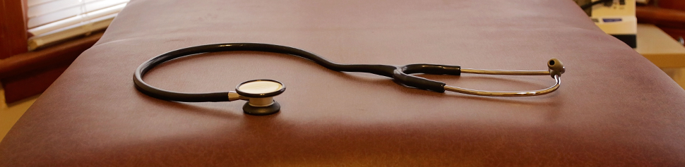 Photo of A Stethoscope