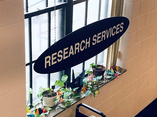 Photo of Research Services