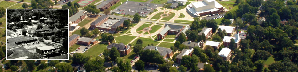 Photo Comparing McKendree in 1994 and in 2014