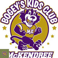 Bogey Kids Club Logo