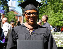 Photo of Sheila Johnson-Glover '12, MBA '16