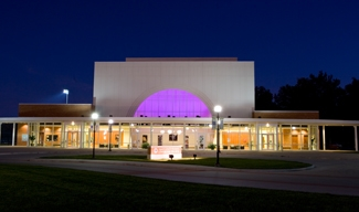 Photo of the Hettenhausen center for the Arts
