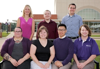 Group Photo of New Faculty