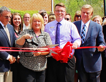 Photo of the Radcliff Expansion Ribbon Cutting