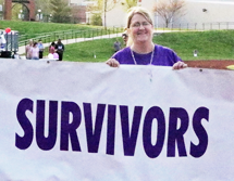 Photo from Colleges Against Cancer Relay
