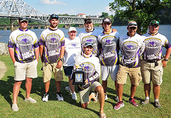National Championship Bass Fishing