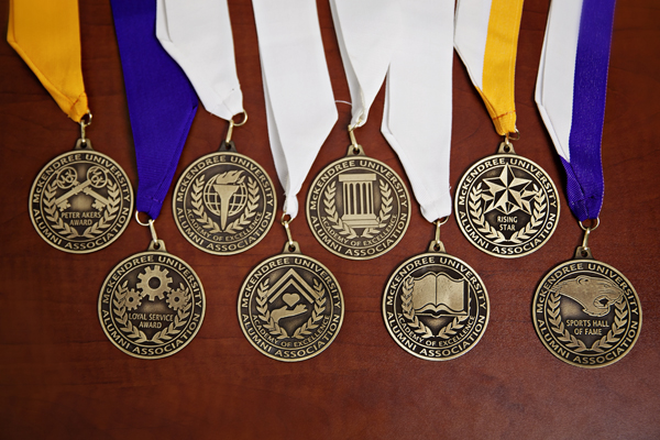 Homecoming Medals