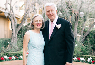 Photo of President Dr. Dennis & Dr. Cynthia Cherrey