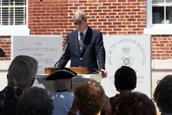 Sons of the American Revolution Monument Dedication