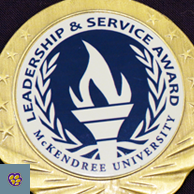 Leadership and Service Awards