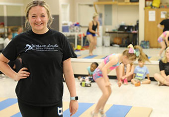 Alum Teaches Special Needs Children to Dance 'Without Limits'