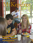 Summer 2011 Magazine for McKendree Cover