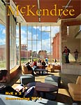 Magazine for McKendree Winter 2012 cover