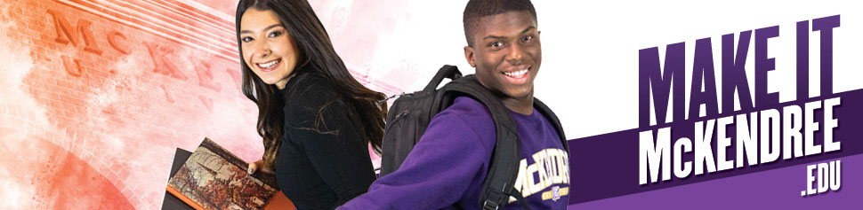 Make It McKendree Web Banner