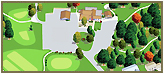 The Hills Golf Club at McKendree University Map