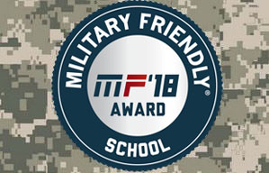 Military Friendly School Badge