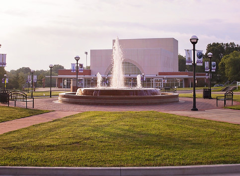 Photo of Campus Quad Fountain