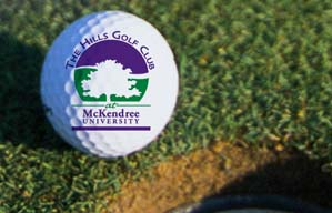 The Hills Golf Club Logo