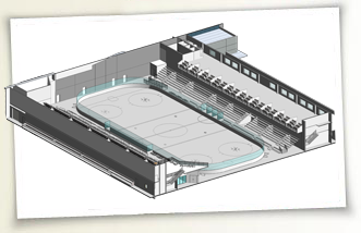 New Ice Rink and Aquatic Center